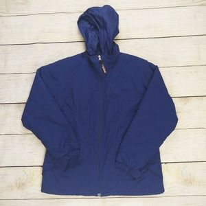 L.L. Bean Blue Outdoor Outfitter Jacket